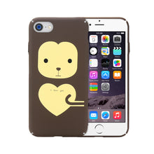 Load image into Gallery viewer, For IPhone 6/6S Mobile Phone Case Hard PC Fashion Silk Screen Printing Protective Shell for the Young