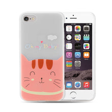 Load image into Gallery viewer, Slim Soft TPU Phone Cover Frosted Back Case Shockproof Suit for IPhone 6 6S 4.7 inch