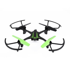 2.4Ghz 4CH Drone Remote Control Helicopter Battery-powered One-touch Stunt Quadcopter Auto Hover&Launch High Speed Multicopter