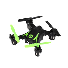 Load image into Gallery viewer, 2.4Ghz 4CH RC Mini Drone Remote Control Helicopter One-touch Stunts Battery-powered Quadcopter Auto Hover Flight Assist Drone