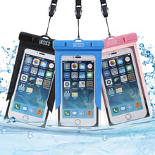 Load image into Gallery viewer, 3pcs Universal Waterproof Case Bag for all iPhones and many others