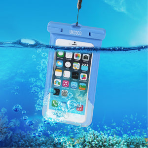 3pcs Universal Waterproof Case Bag for all iPhones and many others