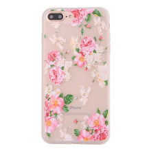 Load image into Gallery viewer, Fashion Common Peony Matte Soft Ultrathin TPU Case Phone Case Shell for iPhone 7 Plus
