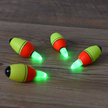 Load image into Gallery viewer, 40g Fishing Float EVA Electronic Luminous Night Light Fishing Float Fishing Tackle Tools