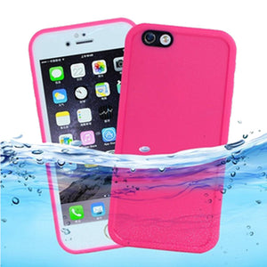 Original Submarine Case - Ultimate Waterproof Case for iPhone 6 / iPhone 6 Plus