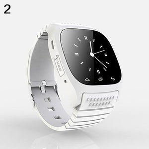 Bluetooth Smart Wrist Watch Pedometer For Ios Android Iphone Samsung Htc