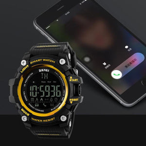 Sport Bluetooth Smart Wrist Watch Phone Mate For Android Ios Iphone Samsung