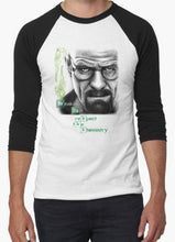 Load image into Gallery viewer, Walter White - Respect the Chemistry BLACK & WHITE