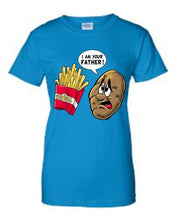 Load image into Gallery viewer, Juniors Funny Potato to Fries: I Am Your Father!