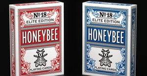 Honeybee Playing Cards - Blue