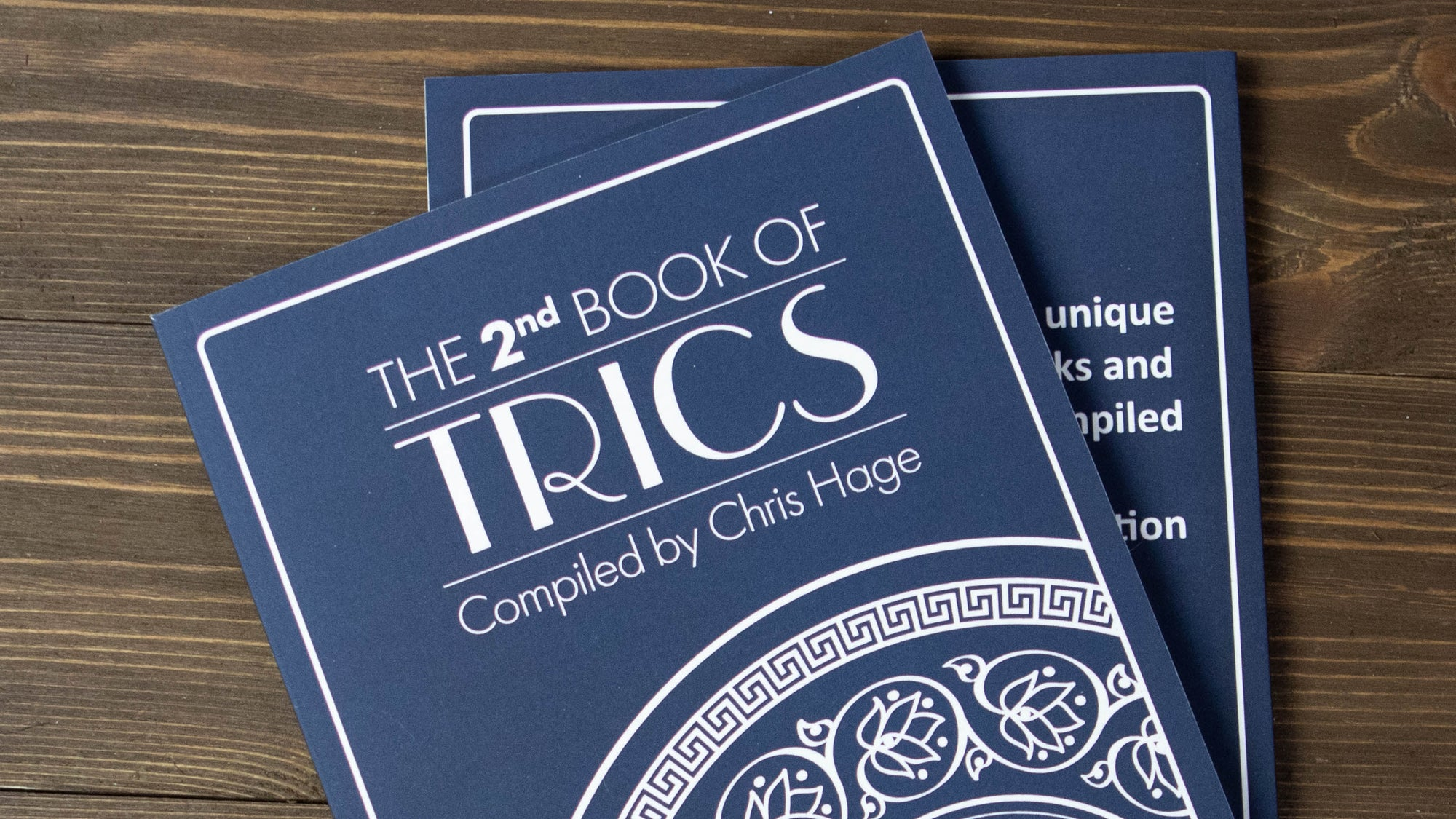 The 2nd Book of TRICS