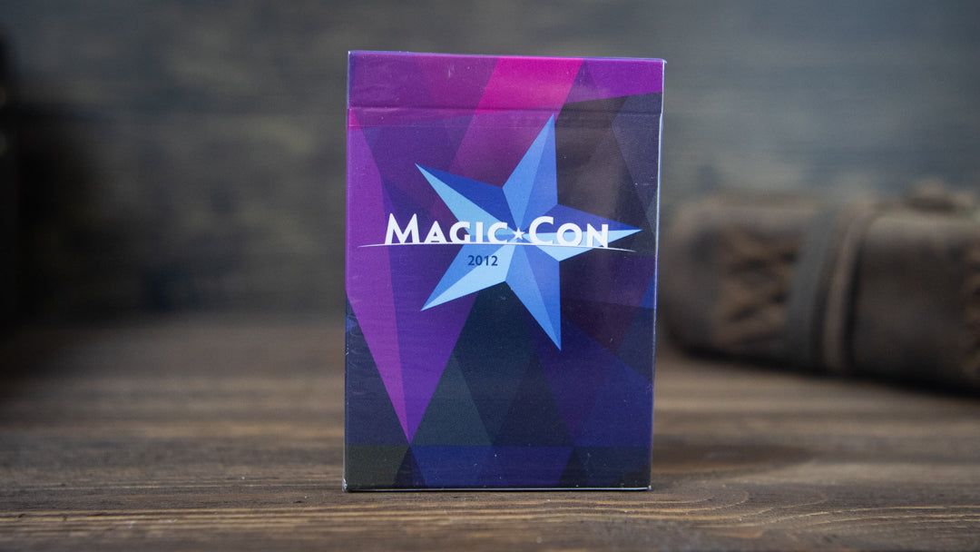 Magic-Con 2012 Playing Cards