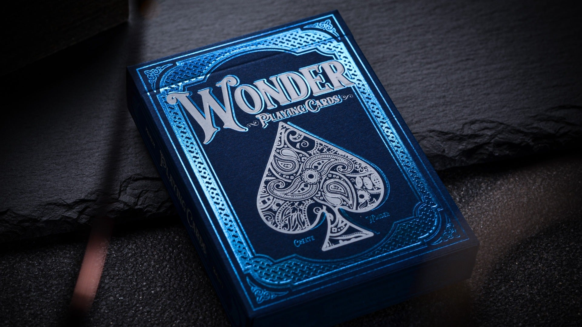 Wonder Playing Cards