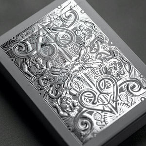 David Blaine - Gatorbacks - Silver Metallic