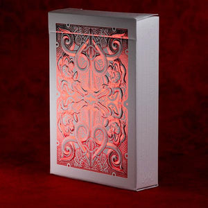 David Blaine - Gatorbacks - Red Metallic