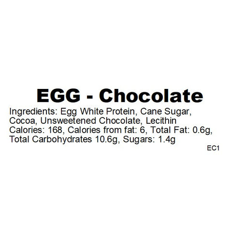 Trial of 100% Egg White Protein