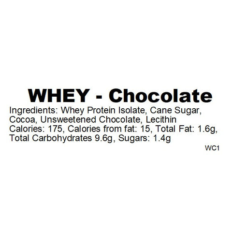 Trial of 100% Whey Protein Isolate