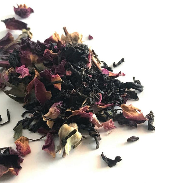 Black Rose Loose Leaf Tea