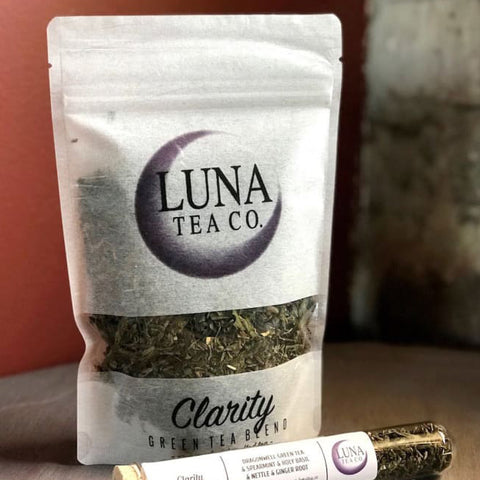 Clarity Loose Leaf Green Tea