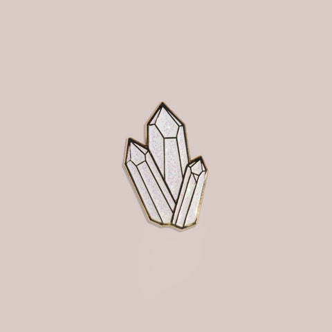 Crystal Pin