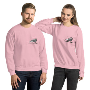 Unisex Possum Family Sweatshirt