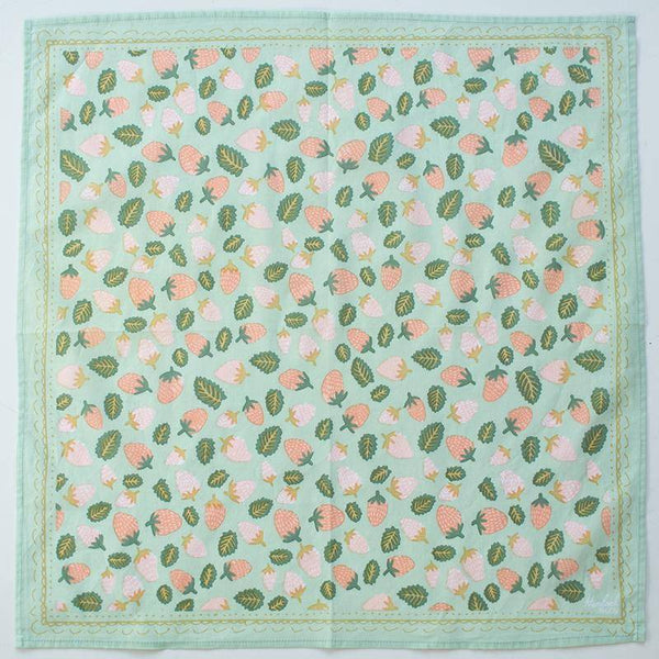 Cotton Bandana - Suzette