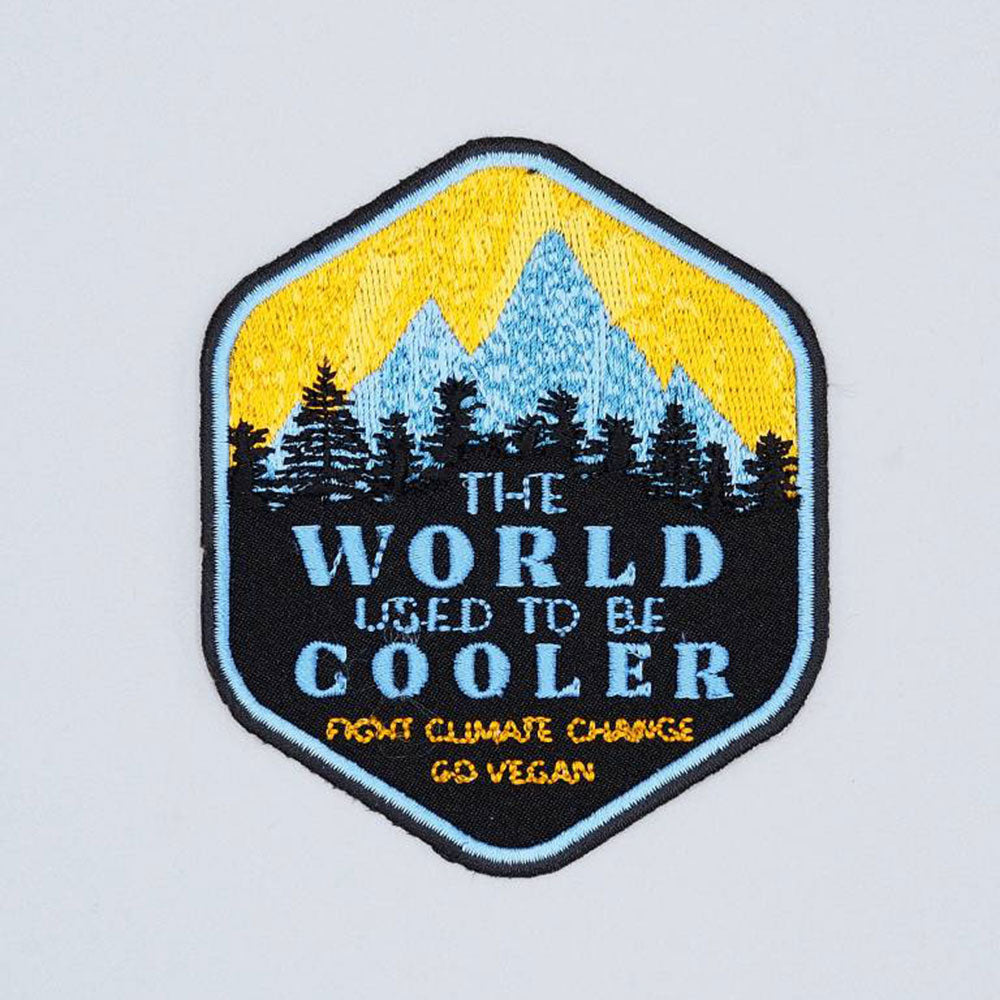 The World Used to be Cooler Patch