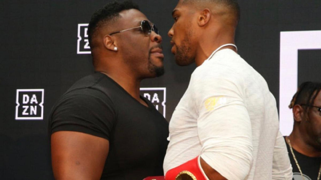 Anthony Joshua sfida  Jarrel Miller al Madison Square Garden di New York