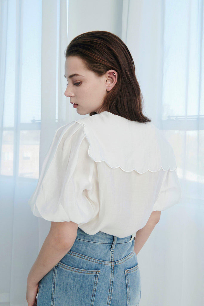 FANCY YOU BLOUSE - PREORDER