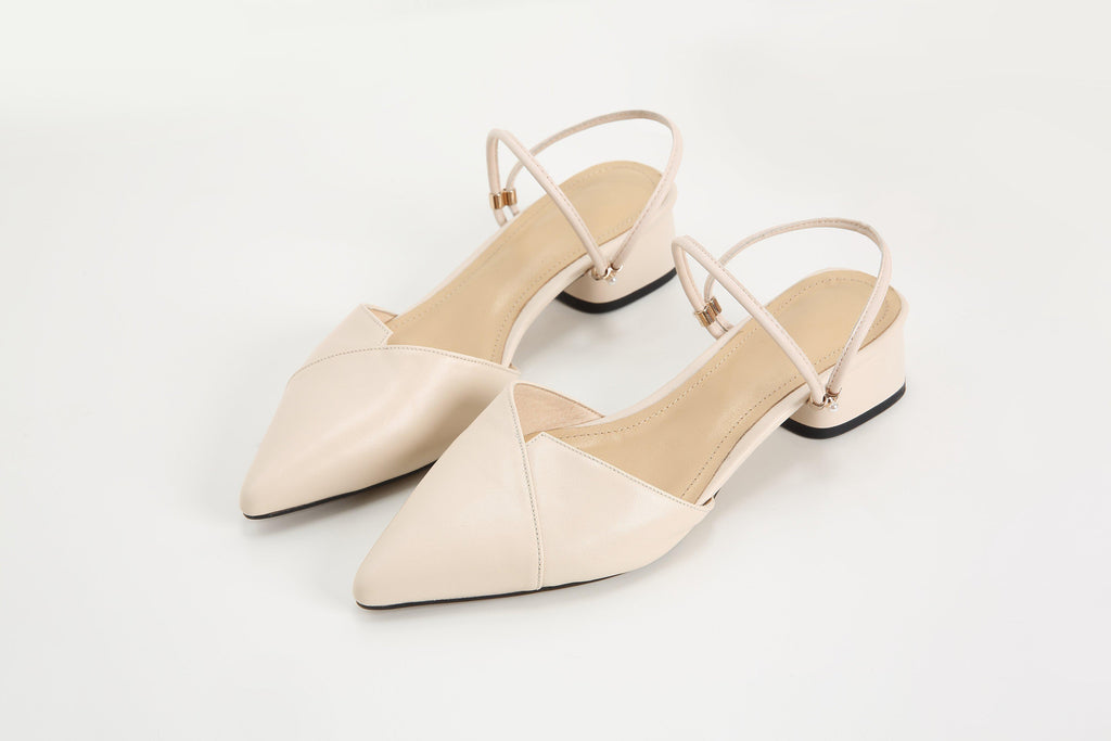 FEEL IT STILL LEATHER MULES - My Dearest