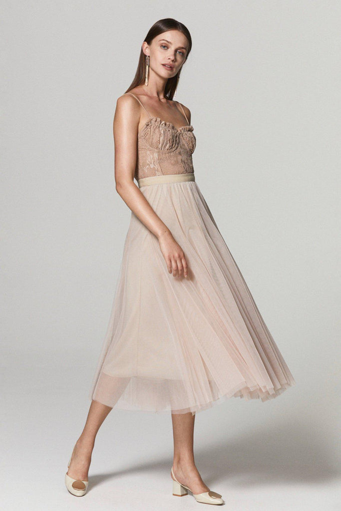 FAIRYTALE TULLE SKIRT