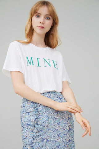 MINE OVERSIZED T-SHIRT - My Dearest
