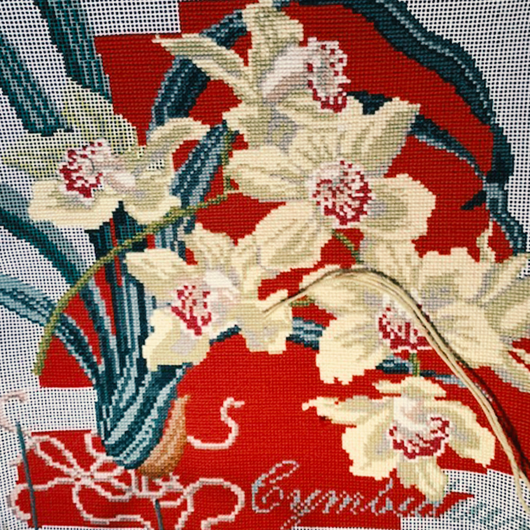 Rita's embroidery