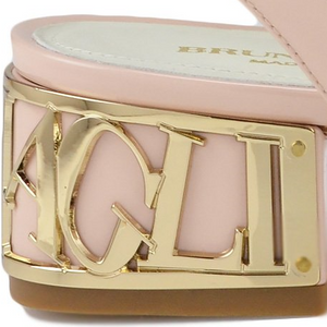 Swatch: Nude Patent Leather
