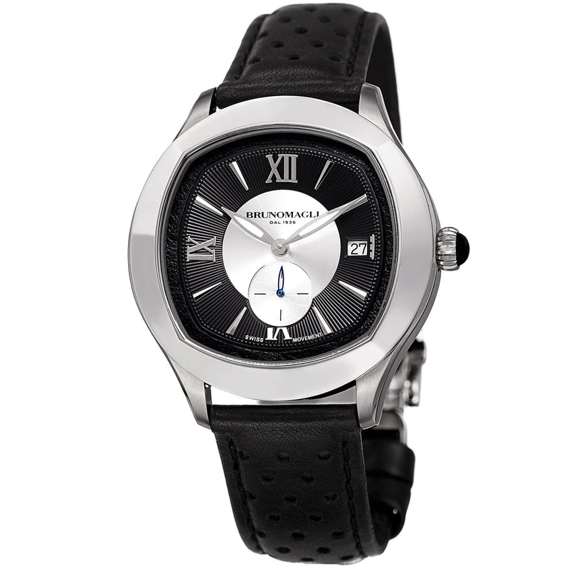 1041 Watch, Black Dial