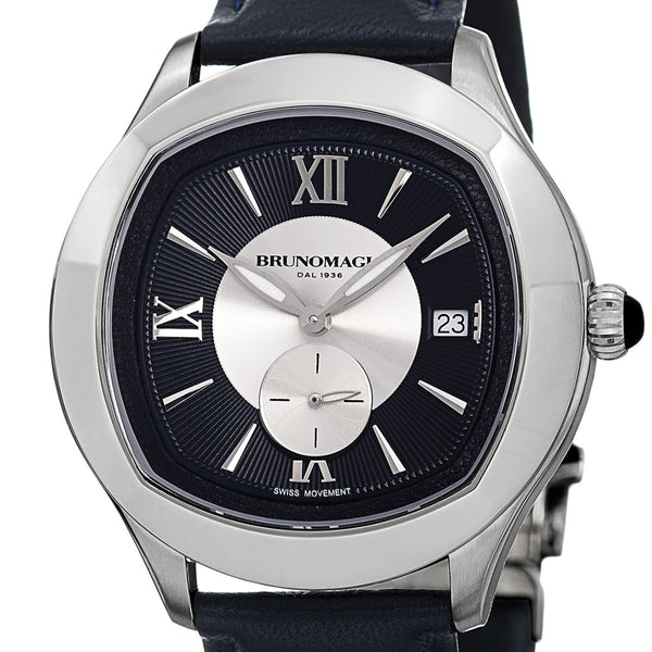 Amadeo 1041 Watch, Dark Blue Dial