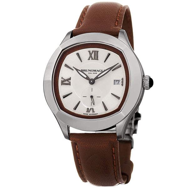 Amadeo 1041 Watch, Brown Dial