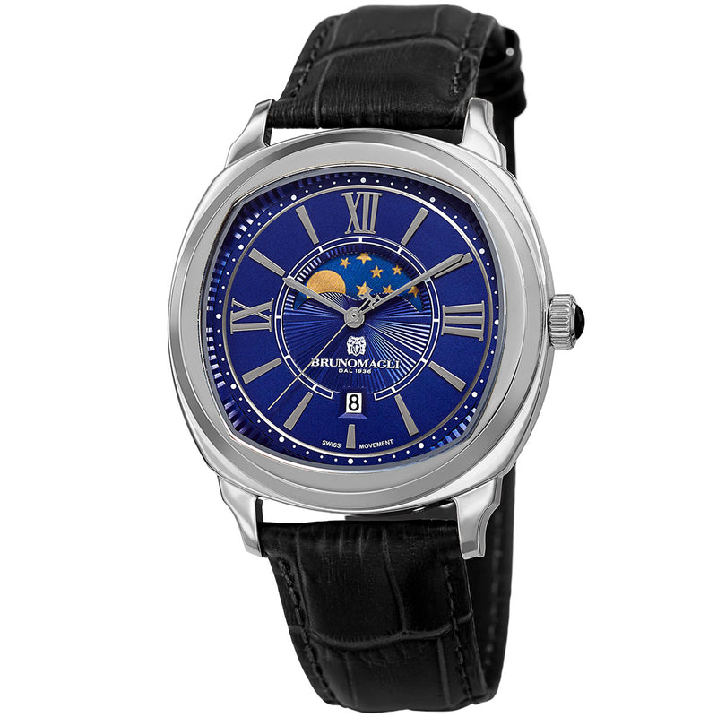1042 Watch, Blue Dial