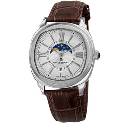 1042 Watch, White Dial