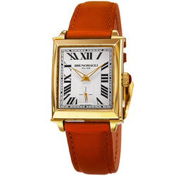 Valentina 1061 Watch, Orange Strap
