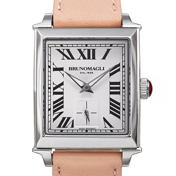 Valentina 1061 Watch, Blush Strap
