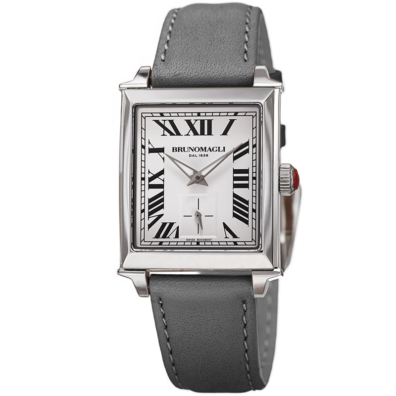 Valentina 1061 Watch, Light Grey Strap