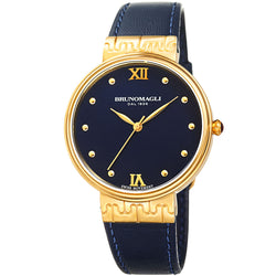 Isabella 1102 Watch, Blue Dial & Strap
