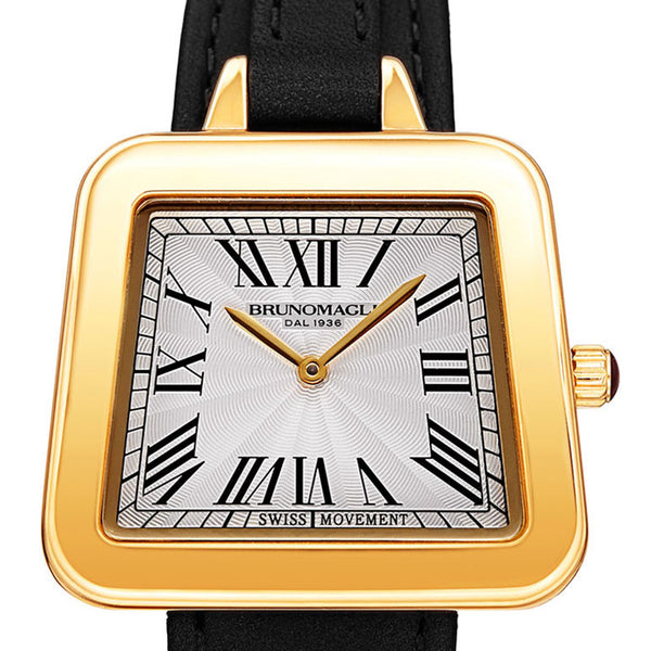 Emma 1142 Women's Watch - Midnight Black