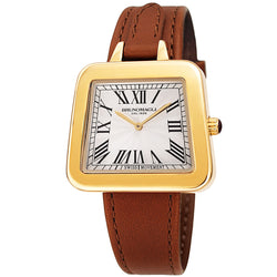 Emma 1142 Women's Watch - Dark Tan