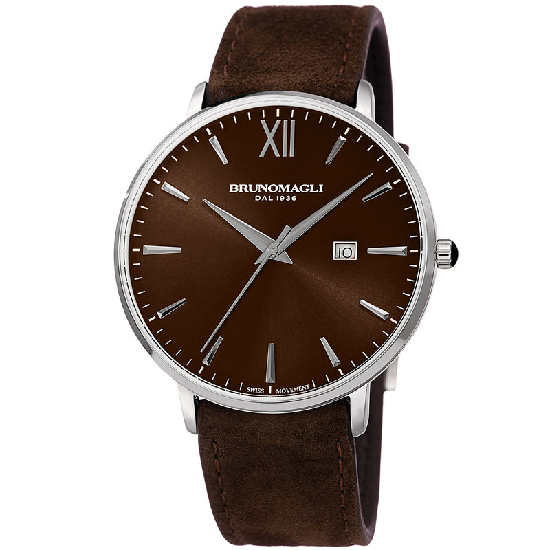 Roma 1162 Watch, Brown Dial