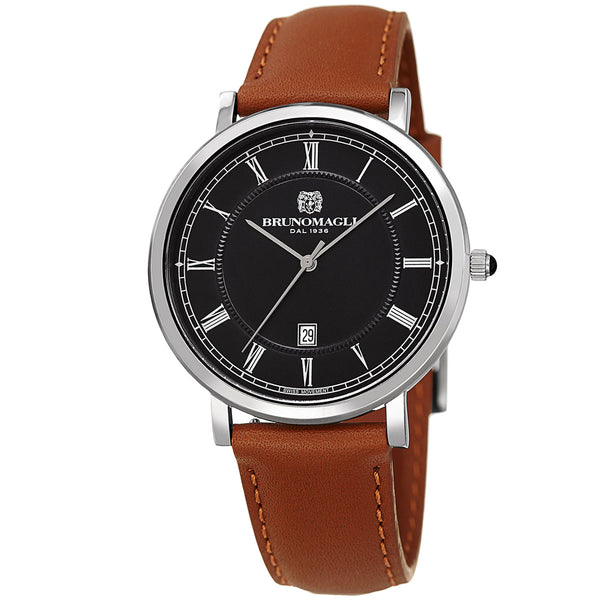Milano 1201 Men's Watch - Light Tan
