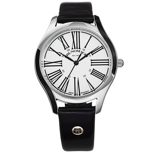 Women's Alessia 1381 Watch - Silver-Tone/Black
