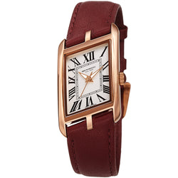 Women's Sofia 1421 Watch - Rose Gold-Tone/Burgundy
