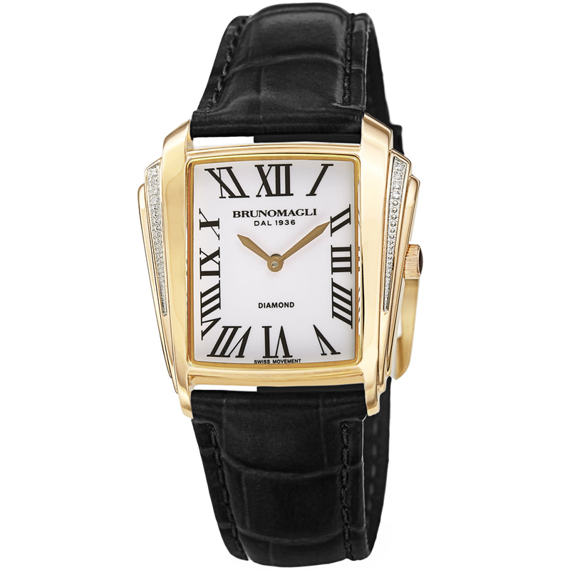 Women's Vera 1461 Watch - Gold-Tone/Black